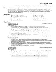 sample resume for retail s supervisor customer service sample resume for retail s supervisor amazing resume creator supervisor resume examples law enforcement and security