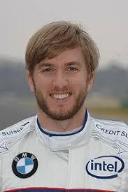 Nick Heidfeld, BMW Sauber F1-Fahrer. Er ist kein Selbstdarsteller.