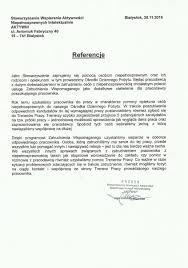 references polish federation of supported employment stowarzyszenie aktywni