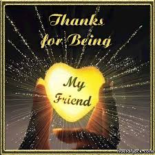 Image result for thank you for being my friend