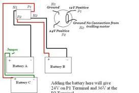 12 24 volt trolling motor wiring diagram 12 image 24 volt trolling motor plug wiring 24 auto wiring diagram schematic on 12 24 volt trolling