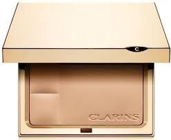 <b>Clarins</b> Mineral Powder Compact Transparent Fair <b>01</b> 10g in duty ...