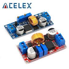 <b>Original XL4015 E1</b> 5A DC to DC CC CV Lithium Battery Step down ...