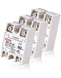 Solid State Relays: Amazon.com
