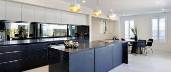 NUVO HOMES   Builders Brisbane  amp  Home Builders BrisbaneOne of out most popular layouts lt br gt   lt b gt A gallery style kitchen
