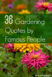 Garden Quotes Sayings Gardeners Farming Gardening ...