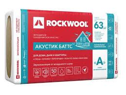 <b>Теплоизоляция ROCKWOOL</b> купить в ОБИ