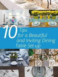 beautiful flowers select dining table