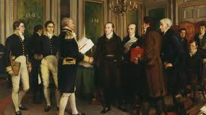 a british perspective war of pbs military realities the treaty of ghent