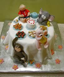 Decorated Birthday Cakes Teddy Bear Fondant Birthday Cake Fondant Cake Images
