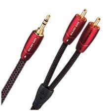 <b>AudioQuest</b> Golden Gate, купить <b>кабель miniJack</b>-<b>2RCA</b> ...