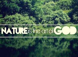 Beautiful Quotes About Nature - Created by Maira Khan - In ... via Relatably.com