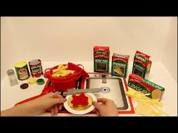 Melissa & Doug <b>Pretend Play Food</b> Set Cooking Pasta by Fun Toys ...
