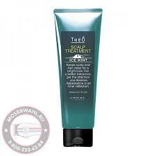 <b>Крем</b>-<b>уход для кожи головы</b> Lebel Theo Scalp Treatment Ice Mint ...