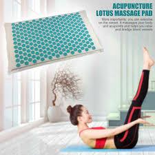 <b>Massager</b> Cushions Acupressure Relieve Back Pain Spike <b>Mat</b> ...