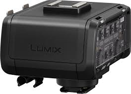 <b>Panasonic</b> XLR Microphone Adaptor for GH5 (<b>DMW</b>-<b>XLR1E</b> ...