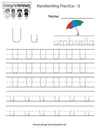 kindergarten letter u writing practice worksheet printable print or use this kindergarten letter q writing practice worksheet online the letter q writing practice worksheet is great for kids
