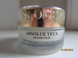 <b>Lancôme Absolue</b> Premium <b>BX Eye</b> Cream reviews, photos ...