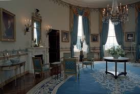 c30131 26 white house blue room 7385 blue room white