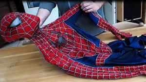 The Perfect <b>Spider-Man Costume</b> Replica - YouTube