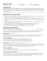 commercial loan portfolio manager resume officer resume example
