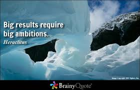 Ambition Quotes - BrainyQuote via Relatably.com