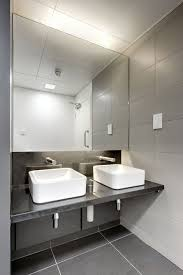 interior photographer office bathroom princes street edinburgh comprehensive design architects bathroom office