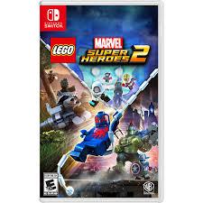 LEGO Marvel <b>Super Heroes</b> 2, Warner Bros, Nintendo Switch ...