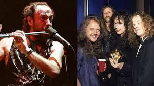 What happened the night <b>Jethro Tull</b> beat Metallica to a Grammy ...