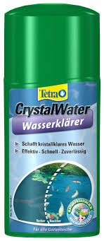 Купить средство для ухода за водой <b>Tetra Pond Crystal</b> Water ...