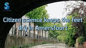 SCOREwater - Citizen science keeps the feet dry in Amersfoort
