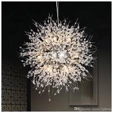 Modern Crystal <b>Chandelier</b> Lighting Cristal Chandeliers Lamp <b>LED</b> ...