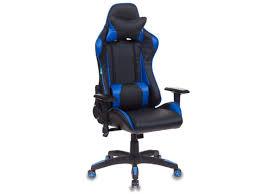 <b>Компьютерное кресло Бюрократ CH 778</b> Black Blue - Чижик