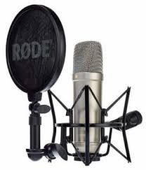 <b>Студийный микрофон RODE</b> NT1-A купить в Санкт-Петербурге ...