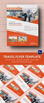 travel flyer psd ai vector eps format 43 travel flyer templates