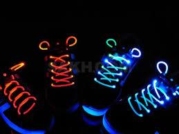 Светящиеся <b>шнурки Shoelace</b> - 250 руб. Одежда, обувь и ...