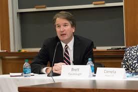 At Harvard Law School, he's Professor Kavanaugh - The Boston Globe