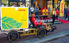 <b>DHL Express</b> taking the next step in city logistics containerisation