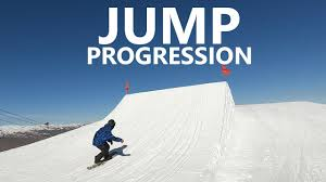 <b>Snowboard Jump</b> Progression from Small to XL - YouTube