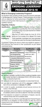 jobs in sui southern gas company for mechanical and civil engineer sui southern gas company jobs