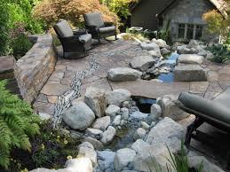 rock patio design ideas ideas paver designs pinterest flagstone patio pinterest stone ideas id
