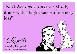 Funny E-card from UKGirlThing. Who wishes this was every weekends ...