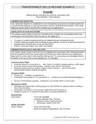examples of resumes marvelous effective resume samples examples of resumes resume example resume skills section example top 10 word regarding 79