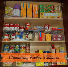photos kitchen cabinet organization:  photos of the organizing kitchen cabinets for better looking kitchen