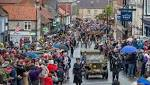Thousands of visitors head to Pickering for Railway in Wartime event