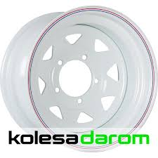 <b>ORW</b> (<b>Off Road Wheels</b>) Уаз 7x15/5x139.7 D110 ET-19 White ...
