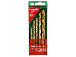 Купить <b>набор сверл Hammer Flex</b> 202-901 DR No1 (4-10мм) по ...