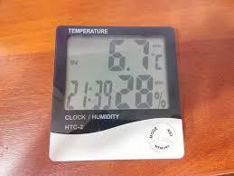 Обзор лучшего цифрового <b>термометра HTC</b>-<b>2</b>