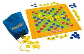 <b>Настольная игра Mattel</b> Scrabble Джуниор