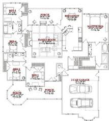 bedroom house plans  bedroom house and House plans on PinterestOne Story bedroom house plans on any websites     Building a Home Forum